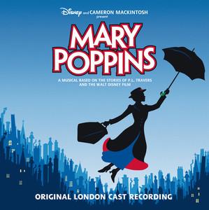 Mary Poppins Original London Cast Recording (International Version) album