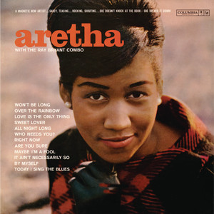 Aretha In Person With The Ray Bryant Combo Albumcover
