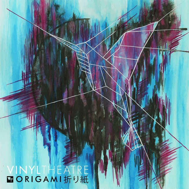 Album cover for Origami by Vinyl Theatre