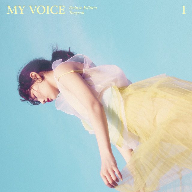 My Voice - The 1st Album Deluxe Edition