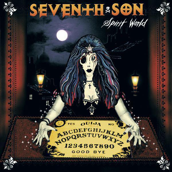Seventh Son tickets and 2018 tour dates