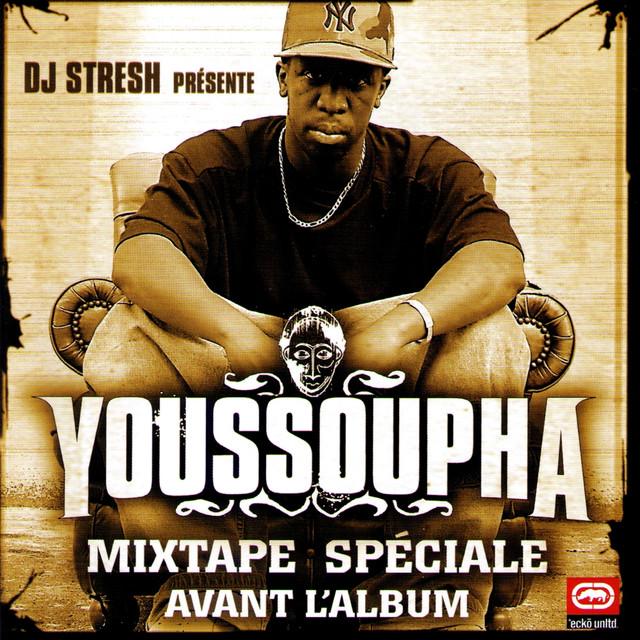 mixtape youssoupha en noir et blanc