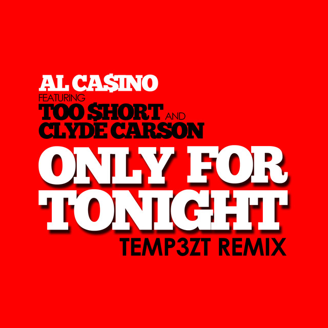 Only for Tonight (Temp3zt Remix)