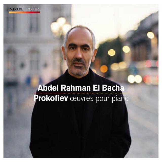 Prokofiev: Oeuvres pour piano Albumcover