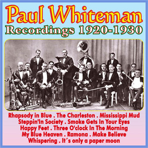 Paul Whiteman Happy Feet cover