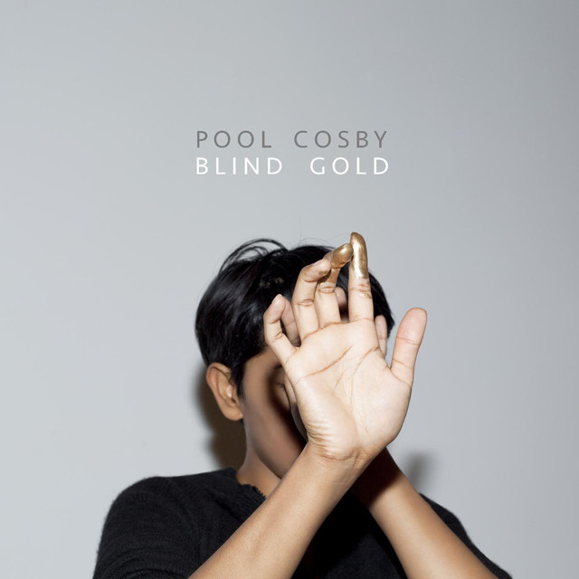 Album cover for Blind Gold by Pool Cosby