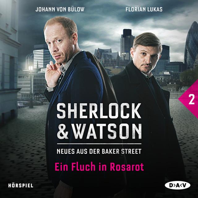Folge 2: Ein Fluch in Rosarot (Hörspiel) Cover