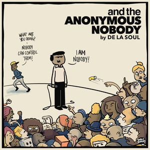and the Anonymous Nobody... (Instrumental) album