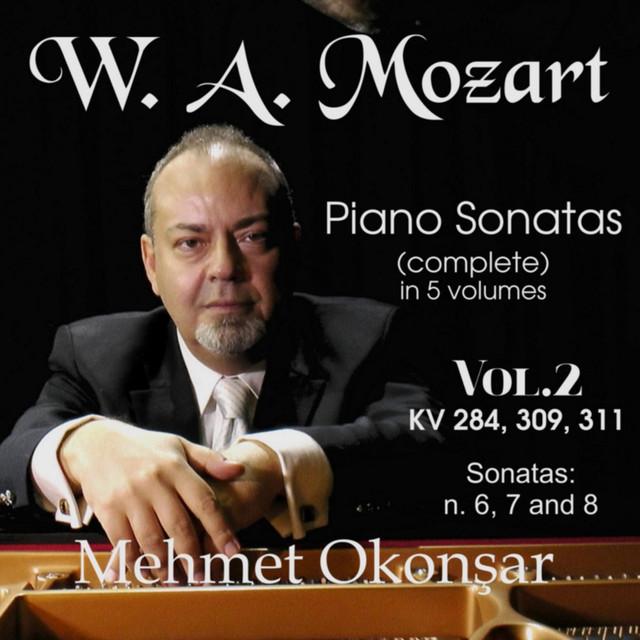 Mozart Complete Piano Sonatas, Vol. 2