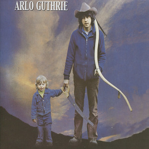 Arlo Guthrie Last to Leave cover