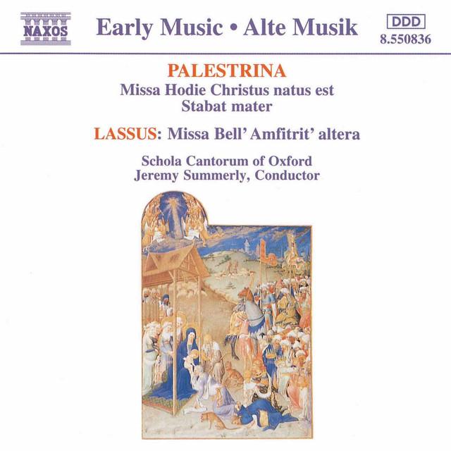 Palestrina / Lassus: Masses