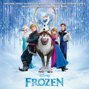 Frozen (Original Motion Picture Soundtrack) album