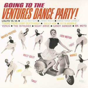 Going to the Ventures' Dance Party! album