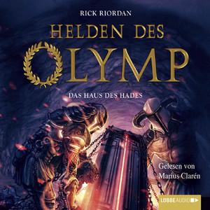Helden des Olymp, Teil 4: Das Haus des Hades Audiobook