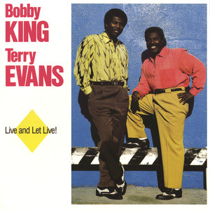 Bobby King, Terry Evans At The Dark End Of The Street cover