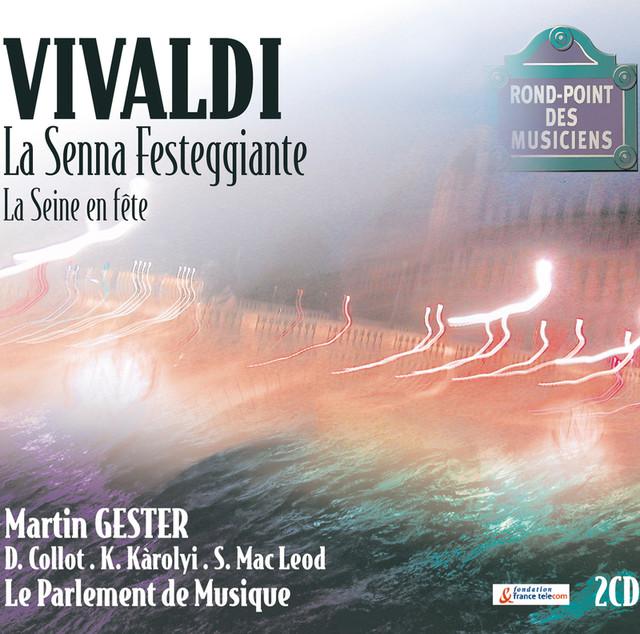 Vivaldi: La Seine En Fête Albumcover