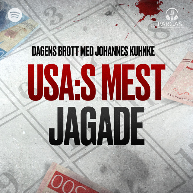 Johannes Kuhnke: USA:s mest jagade