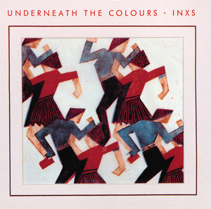 Underneath The Colours (Remastered) Albumcover