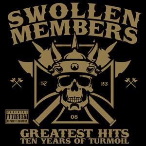 Swollen MembersDJ Swamp Black Magic  cover