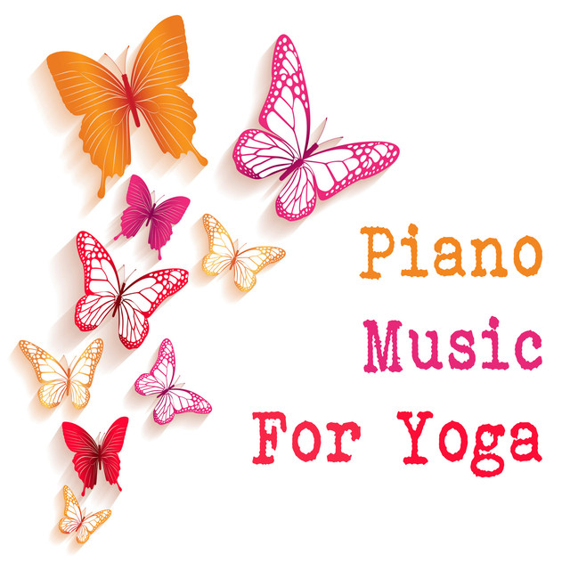 Piano Music For Yoga Albumcover