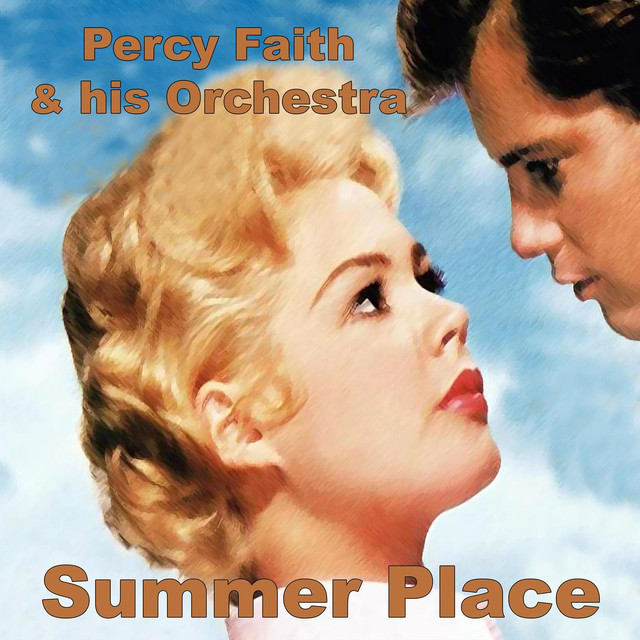 His Orchestra, Percy Faith Summer Place album cover