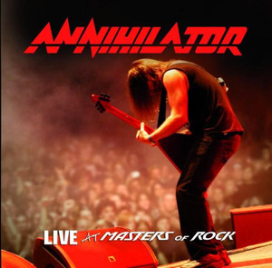 Live at Masters of Rock album