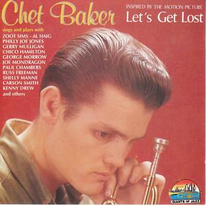 Chet Baker Almost Blue cover
