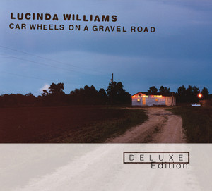 Lucinda Williams Concrete & Barbed Wire cover