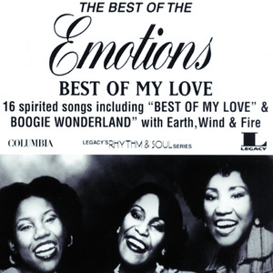 Best of My Love: The Best of the Emotions album