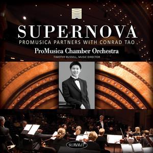 SUPERNOVA: ProMusica Partners with Conrad Tao Albumcover