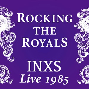 Rocking the Royals (Live 1985) Albumcover