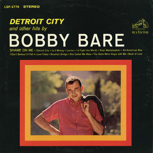 Detroit City and Other Hits by Bobby Bare