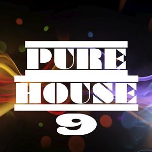 Pure House, Vol. 9 Albumcover