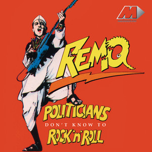 Politicians Don't Know To Rock 'N' Roll Albumcover