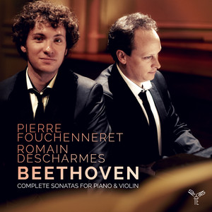 Beethoven: Complete Sonatas for Piano & Violin Albümü