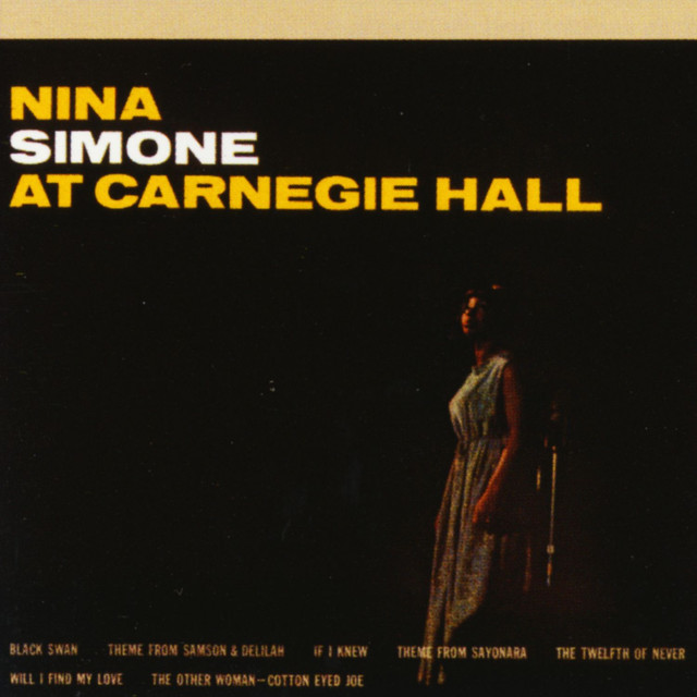 At Carnegie Hall Albumcover