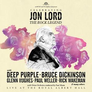 Jon Lord, Glenn Hughes, Bruce Dickinson, Ian Paice Burn cover