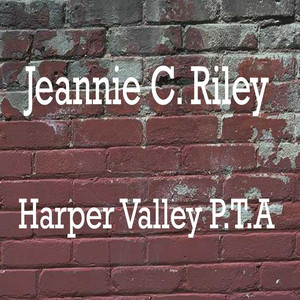 Jeannie C. Riley Shed Me No Tears cover