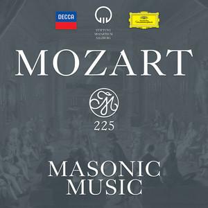 Mozart: Masonic Music Albümü