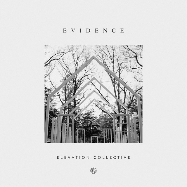 Album cover for Evidence by Elevation Collective