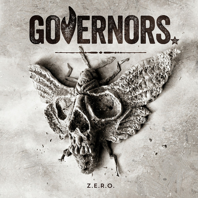 Album cover for Z.E.R.O. by Governors