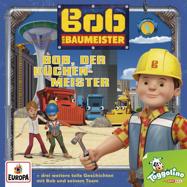 001 - Bob der Küchenmeister Cover