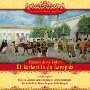 El barberillo de Lavapiés (Zarzuela en Tres Actos) album