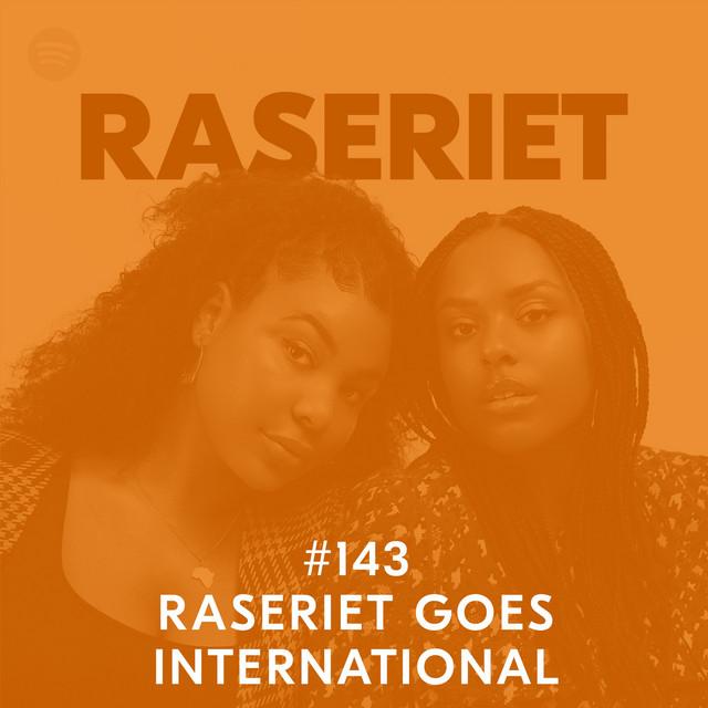 Raseriet goes international