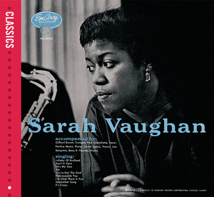 Sarah Vaughan With Clifford Brown (Classics International Version)