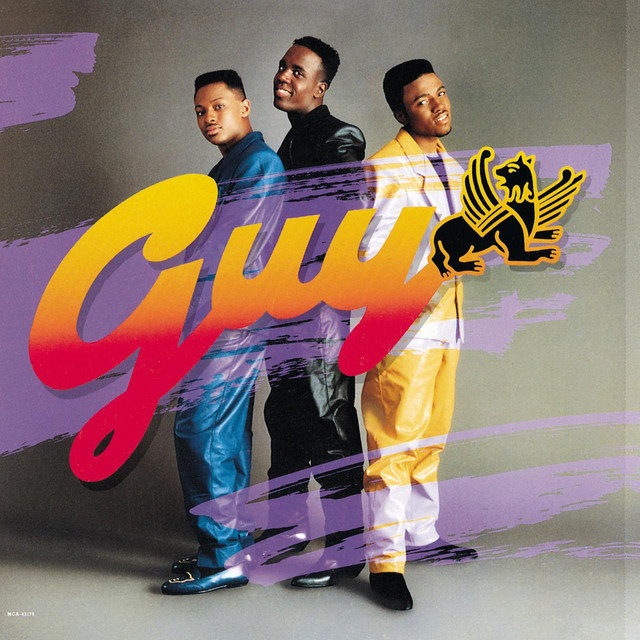 Groove me - Guy