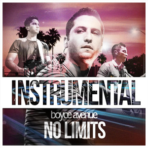 No Limits (Instrumental) Albumcover