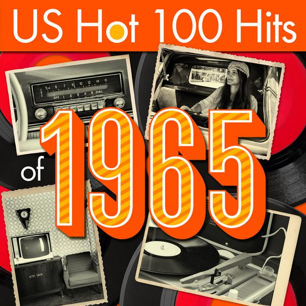 Various Artists US Hot 100 Hits of 1965 album cover