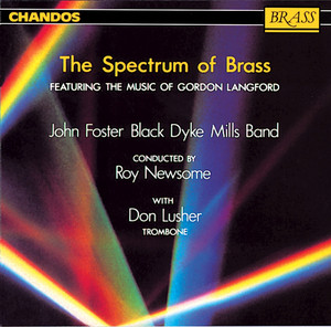 Black Dyke Mills Band: Spectrum of Brass (The) - The Music of Gordon Langford - Traditional Irish