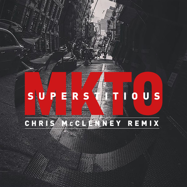 Superstitious (Chris McClenney Remix)